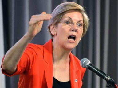 Progressives Rally Around Sen. Elizabeth Warren