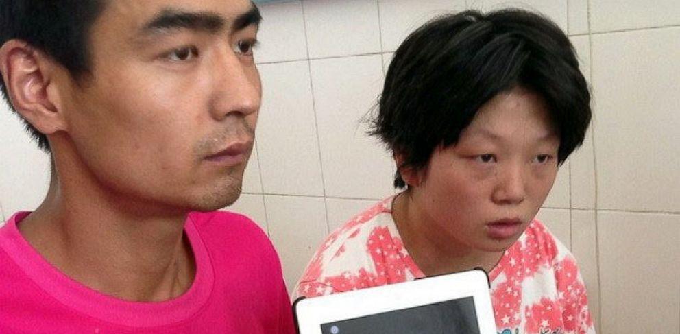 PHOTO: zhang lin, human trafficking, dong wan, baby, china, chinese