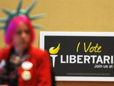 The Most Interesting Characters From the Libertarian Convention