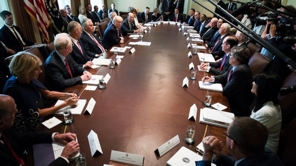 Trump's empty administration: What's behind the high ...