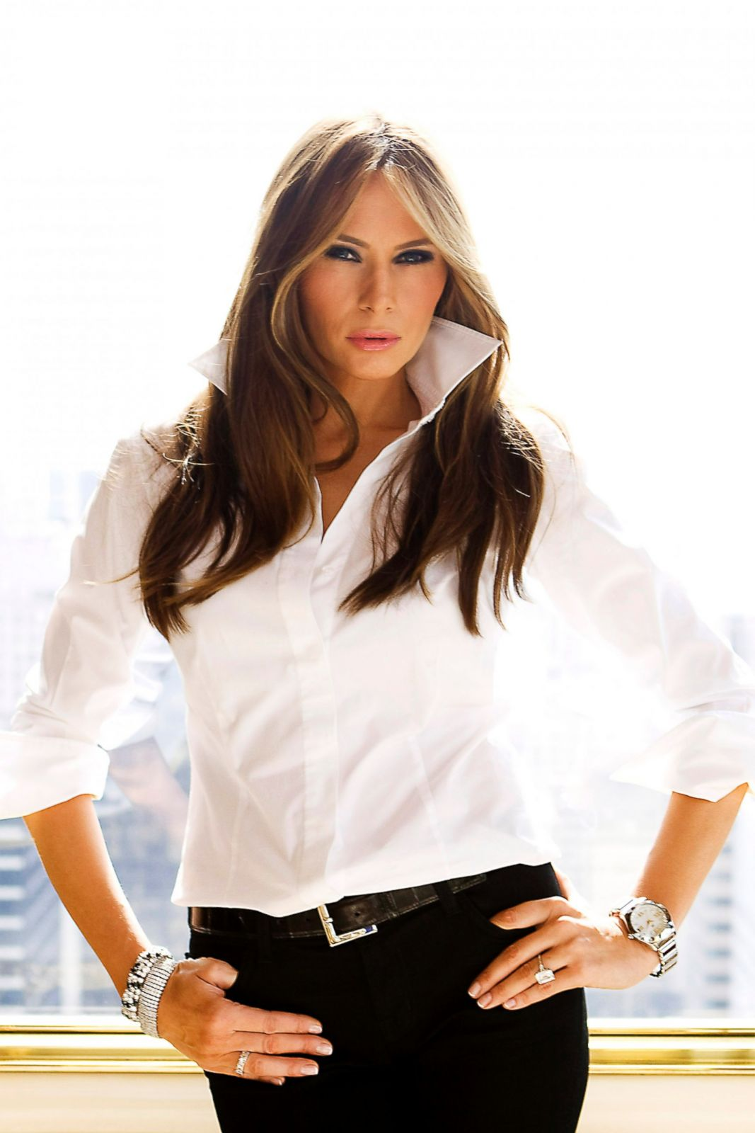 Picture Melania Trump Through The Years Abc News