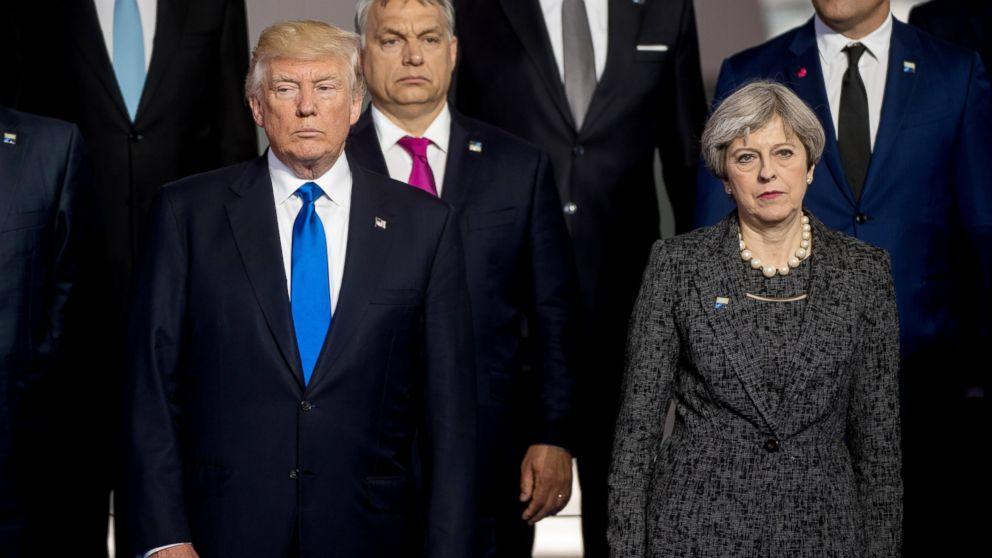 Trump sons defend his criticism of London mayor