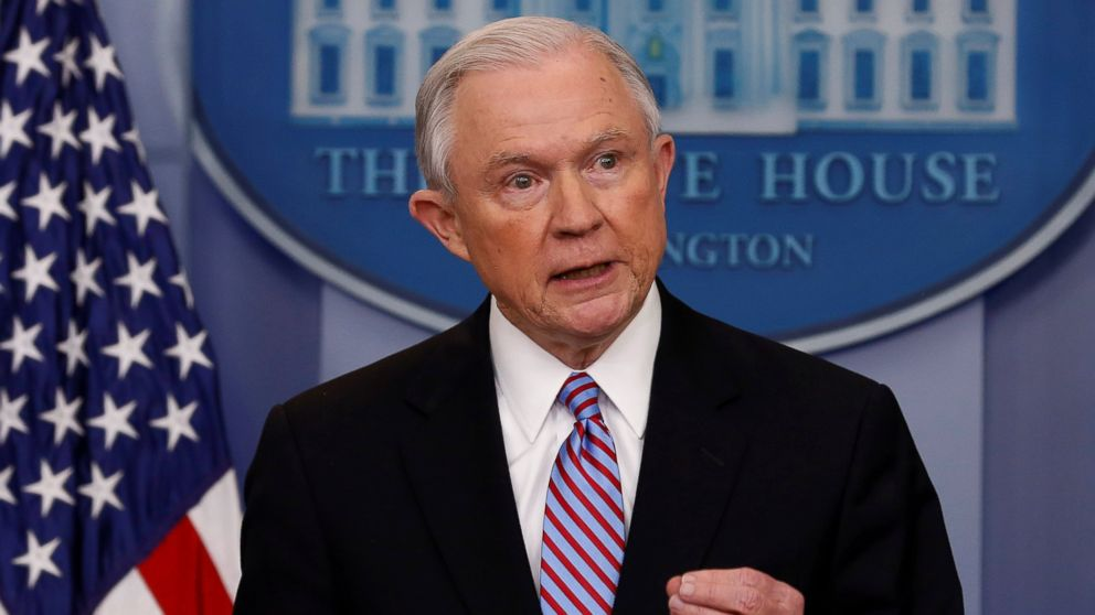 After controversial Hawaii comment, Sessions says 'nobody has a sense of humor'