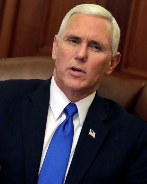 Vice President-elect Pence Says Phone Call With Taiwan 'Just A Courtesy Call'