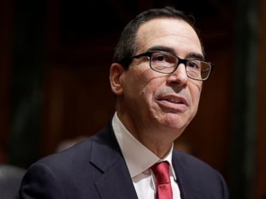 Mnuchin Failed to Reveal $100 Million in Assets, Links to Tax Haven Company