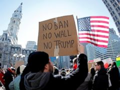 Thousands Join New Protests Against Trump's Immigration Order