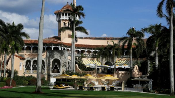 PHOTO: The Mar-a-Lago estate in Palm Beach, Florida,November 27, 2016.