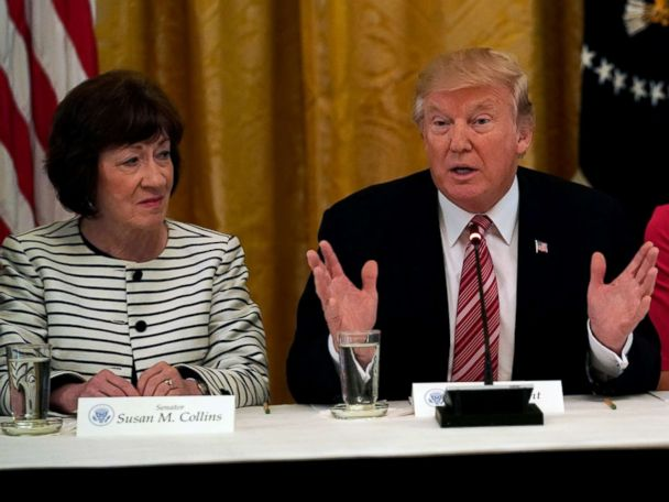 Trump says it's 'OK' if Senate health bill doesn't come to a vote this week