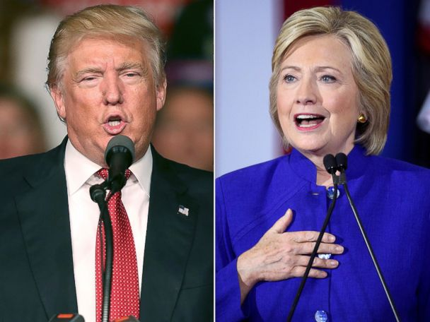 Clinton-Trump Race Narrows on Doorstep of Debates