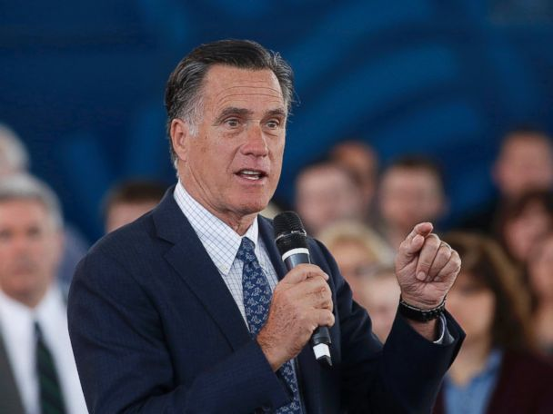 Mitt Romney Wonders Why He Stayed Out of 2016 Race