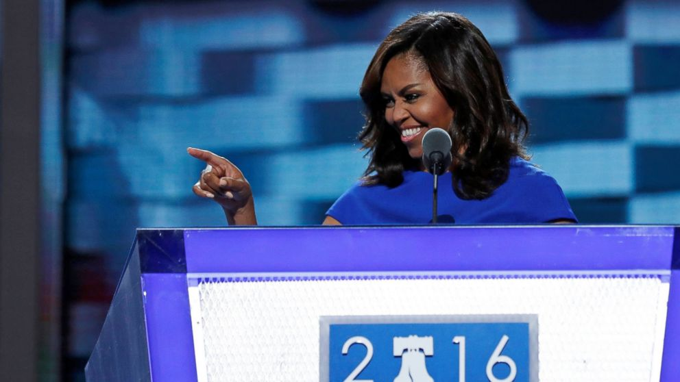 michelle obama thesis text