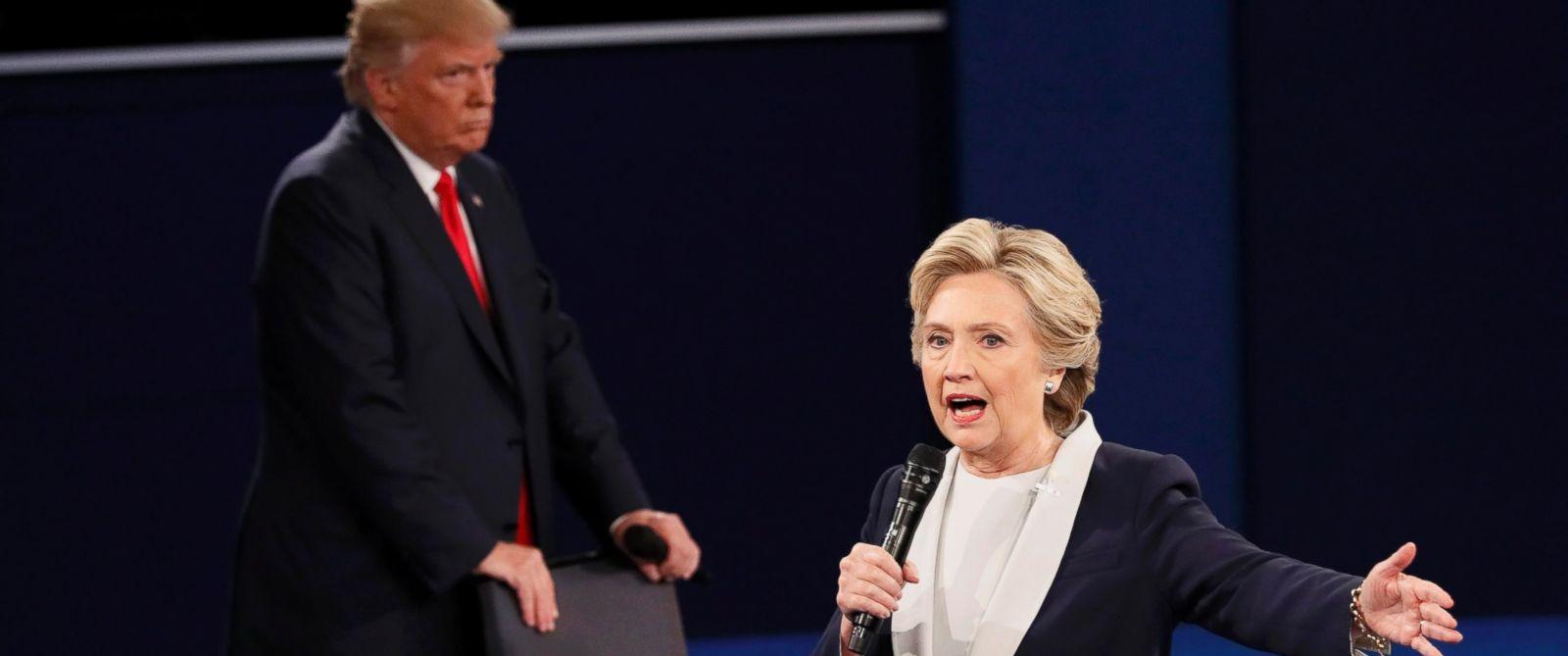 videos politics trump clinton debate louis never apologizes