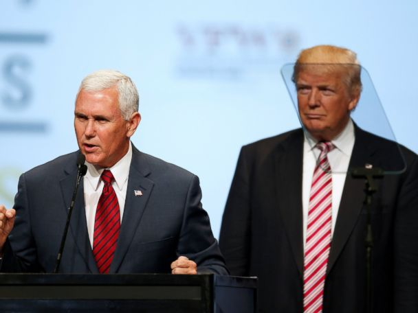 Mike Pence Criticizes Democrats for Not Naming ISIS at DNC