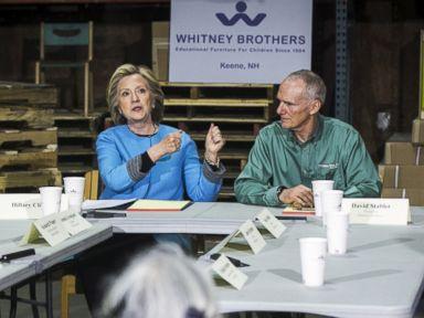 Clinton: Republicans 'Talking Only About Me'