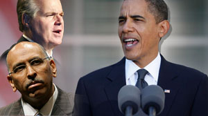 Steele, Limbaugh, Obama