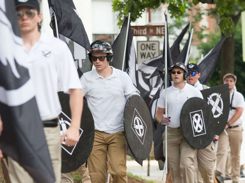 White nationalists: Charlottesville just a beginning