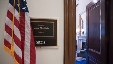 Congressional tradition allows McCain time to battle cancer