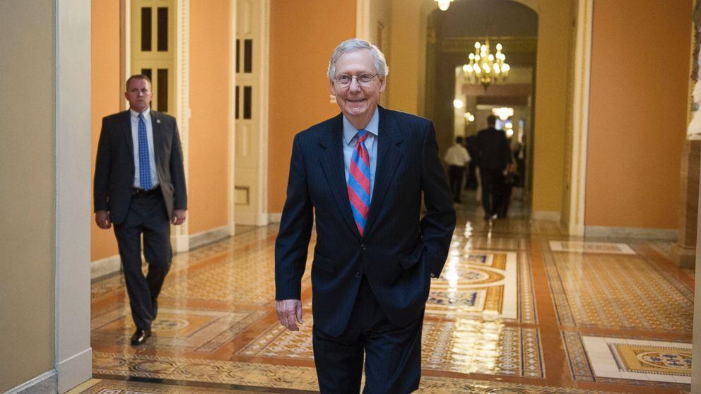 The Latest: Health care amendment defeated in Senate vote