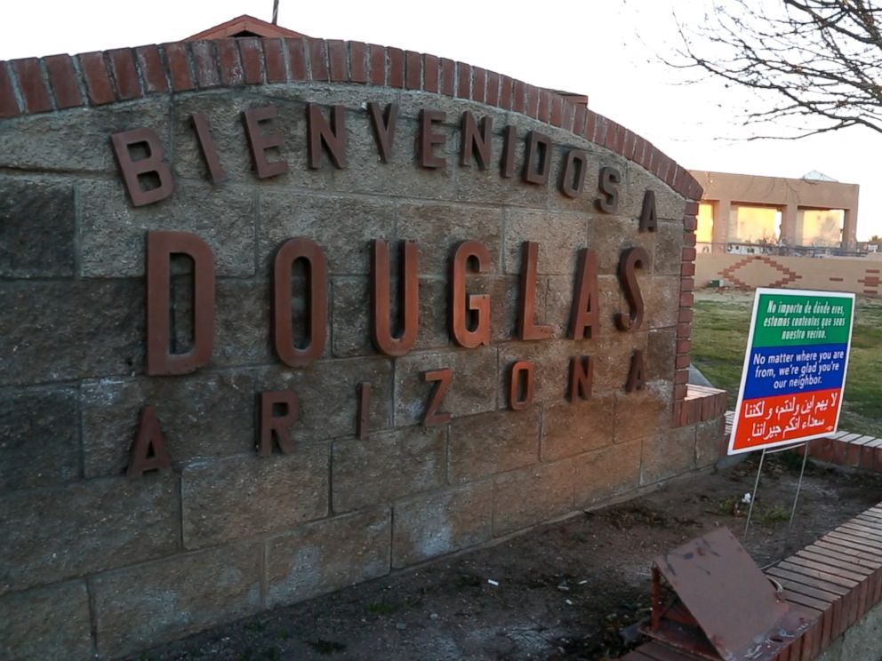 PHOTO: In March 2016, there were a total of 317,249 people who legally passed through the port of entry in Douglas, which equates to roughly 10,233 people per day. Thats more than half of the towns population.