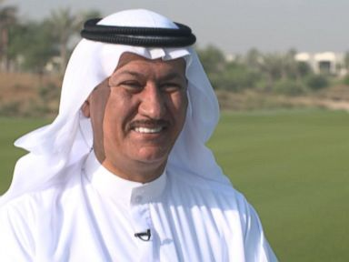 PHOTO: Hussain Sajwani, seen in a photo from early Dec. 2016, is the chairman of a Dubai company that is preparing early next year to open the clubhouse for the first of two 18-hole Trump golf course developments.