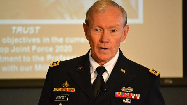 PHOTO: Gen. Martin Dempsey