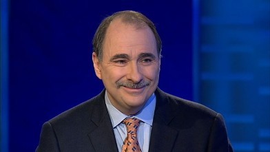 "PHOTO: David Axelrod on ""This Week with George Stephanopoulos"""