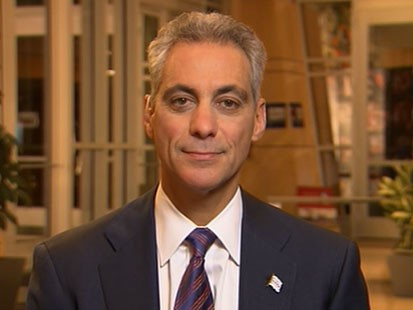 Rahm Emanuel On Why He's Endorsing Hillary Clinton Over Biden in 2016