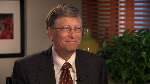 PHOTO: Bill Gates