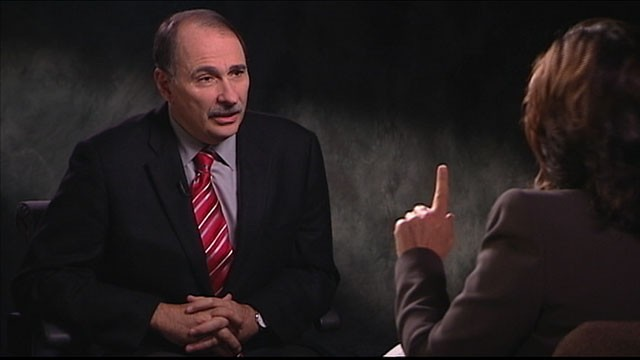 PHOTO:&nbsp;Obama Campaign Adviser David Axelrod
