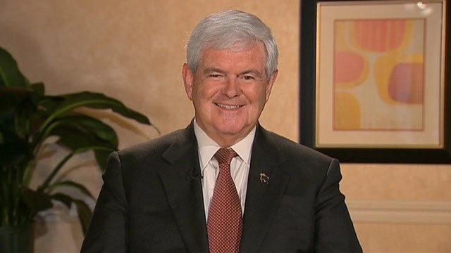 PHOTO: Newt Gingrich