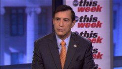 "PHOTO: Chair of the House Oversight Committee Rep. Issa (R-CA) on ""This Week"""