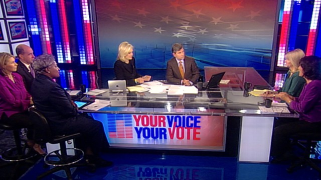 VIDEO: George Will, Donna Brazile, Nicolle Wallace and Matthew Dowd on candidates performances at debate.