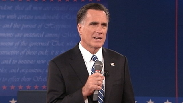 VIDEO: Mitt Romney, Barack Obama try to push back on perceptions set forth by their rival campaigns.
