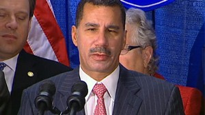 VIDEO: Gov. David Paterson talks about the White Houses interest in his gubernatorial seat.