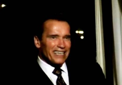 VIDEO: Gov. Schwarzenegger is booed by Assemblyman Tom Ammiano at Democratic fundraiser.