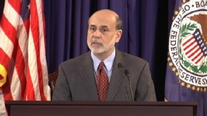 VIDEO: Chairman Ben Bernankes discussion marks an effort toward greater transparency.