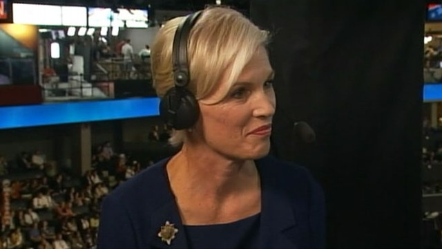 "VIDEO: Cecile Richards says womens health care access is a ""pocketbook"" issue at DNC."