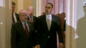 VIDEO: Pres. Obama will commit millions in stimulus funds to renovate health centers.