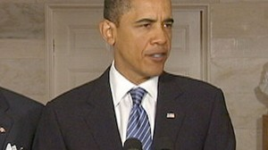 VIDEO: ABC News/Washington Post poll looks at Obama a year into his first term.