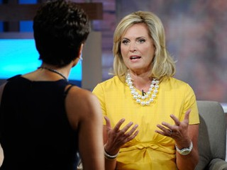 Ann Romney Opens About Illness