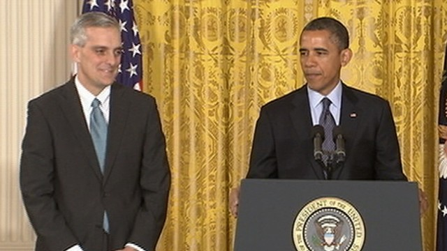 VIDEO: President Obama Announces New Chief of Staff