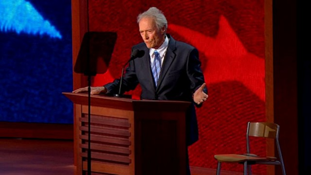 VIDEO: Clint Eastwood Republican National Convention Speech