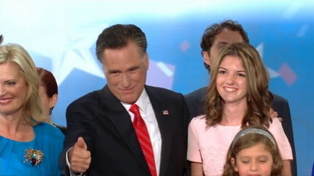VIDEO: Republican Convention wraps with Romney?s big speech, Eastwood jokes.