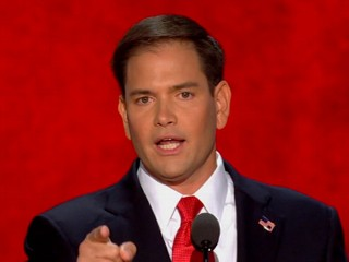 Watch: Rubio Says Obama's 'Change' Is that 'Hope Is Hard to Find'