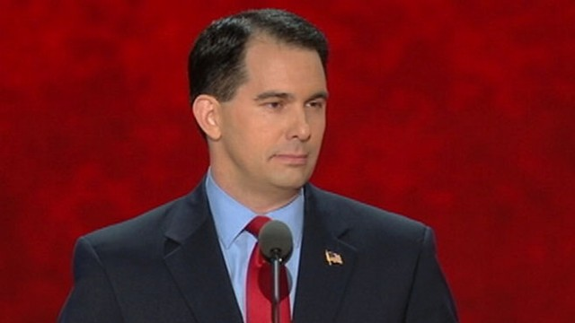 VIDEO: Scott Walker Speaks at RNC 2012
