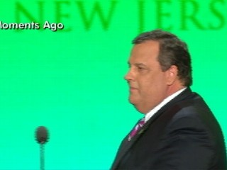 Watch: Chris Christie's RNC Speech Good But Not 'Wow'