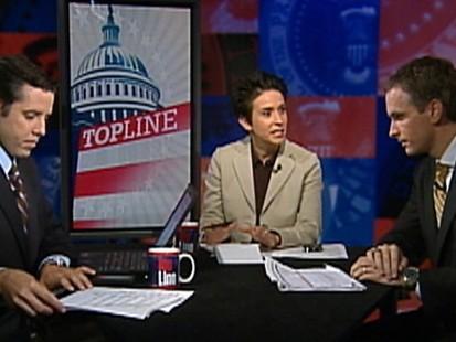 "Video: (R) Brian Murphy MD., Gubentorial Candidate and (R) Joe Miler AK., Senate Candidate on ""Top Line."""