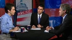 "Video: Sen. Coleman talks about 2010 elections on ""Top Line."""