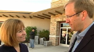 Video: Jonathan Karl talks to NV Senate Candidate Sharron Angle on ?Top Line.""