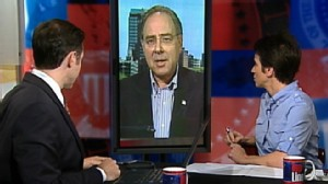 "Video: Rep. Paul Hodes (D) talks New Hampshire poitics on ""Top Line."""